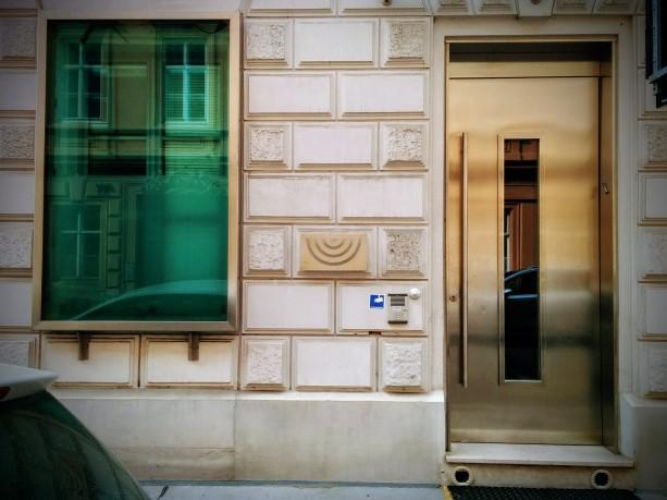 Synagogeneingang